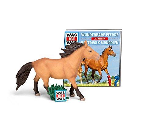 Tonies Hörfigur - WAS IST WAS - Wunderbare Pferde / Reitervolk Mongolen