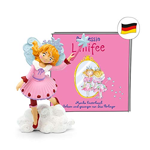tonies Hörfiguren für Toniebox - Prinzessin Lillifee - ca. 54 Min. - Ab 4 Jahre -DEUTSCH