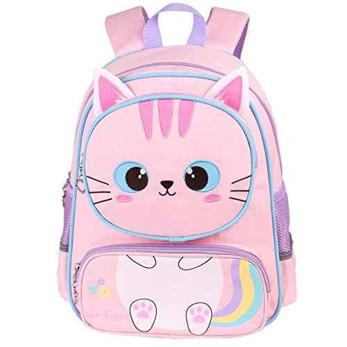 Kinder Rucksack - Jungen Mädchen Schulrucksäcke Grundschule Kindergarten Tagesrucksack Tier Tasche für 5-12 Jahre