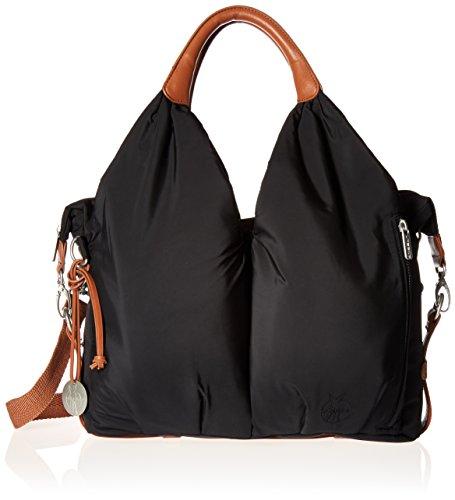 LÄSSIG Glam Signature Bag Schultertasche, black