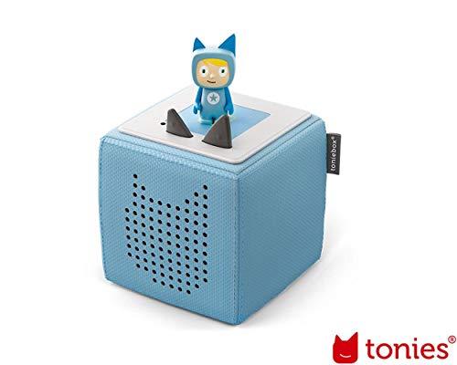 Toniebox Starterset Hellblau mit Kreativ-Tonie