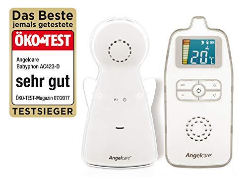 Angelcare Babyphon AC423-D, weiß