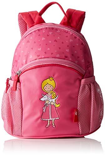 SIGIKID 24913 Rucksack klein Pinky Queeny Mädchen Kinderrucksack empfohlen ab 2 Jahren rosa