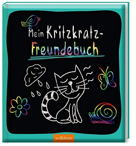 Mein Kritzkratz-Freundebuch