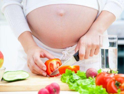 Was darf man während der Schwangerschaft essen?
