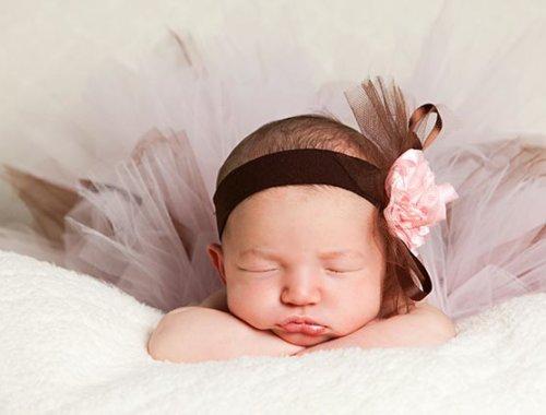85 Beispiele für Kopfschmuck für Baby Mädchen