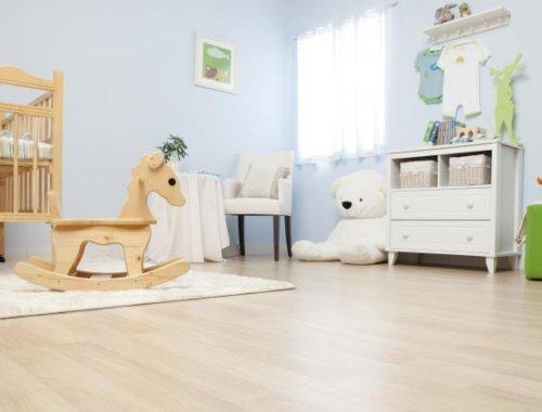 Gestaltungsideen für ein Babyzimmer in Blau