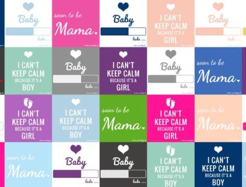 Baby-Profilbilder für Facebook, Instagram & Co.