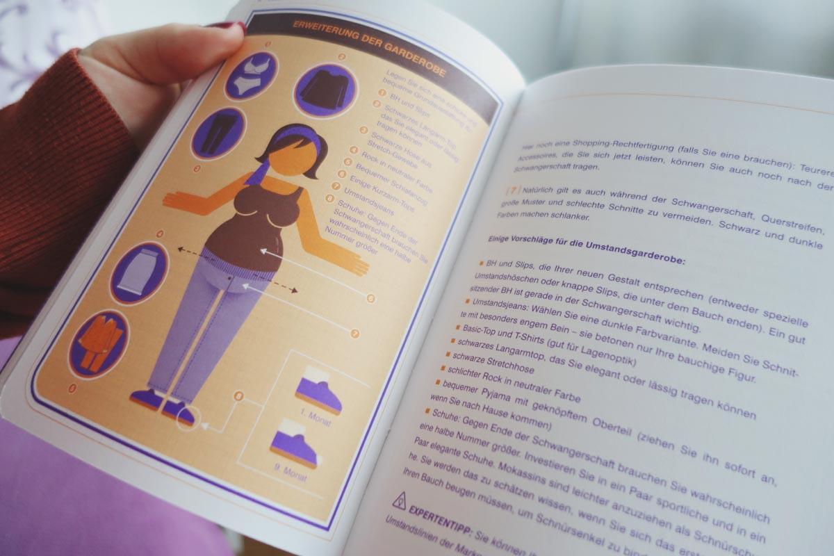 Buchtipp Schwangerschaft Betriebsanleitung Bild 3