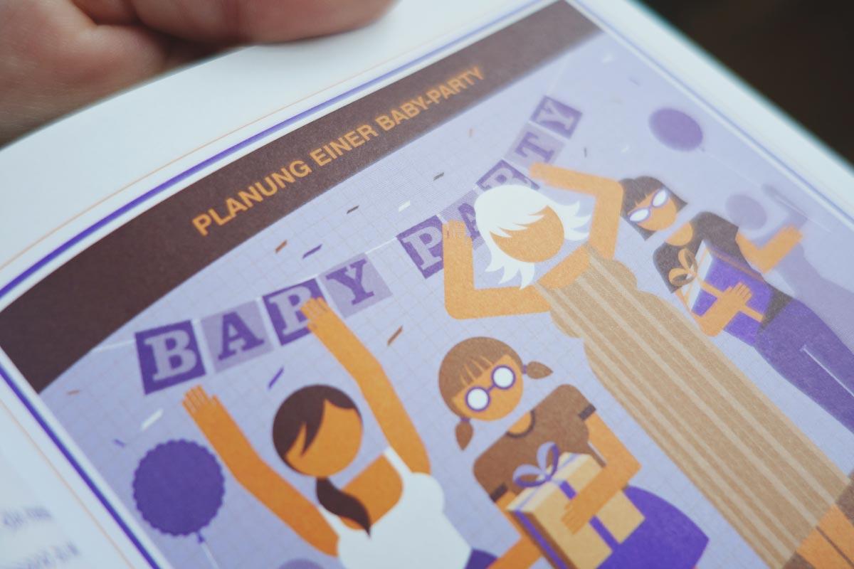 Buchtipp Schwangerschaft Betriebsanleitung Bild 4