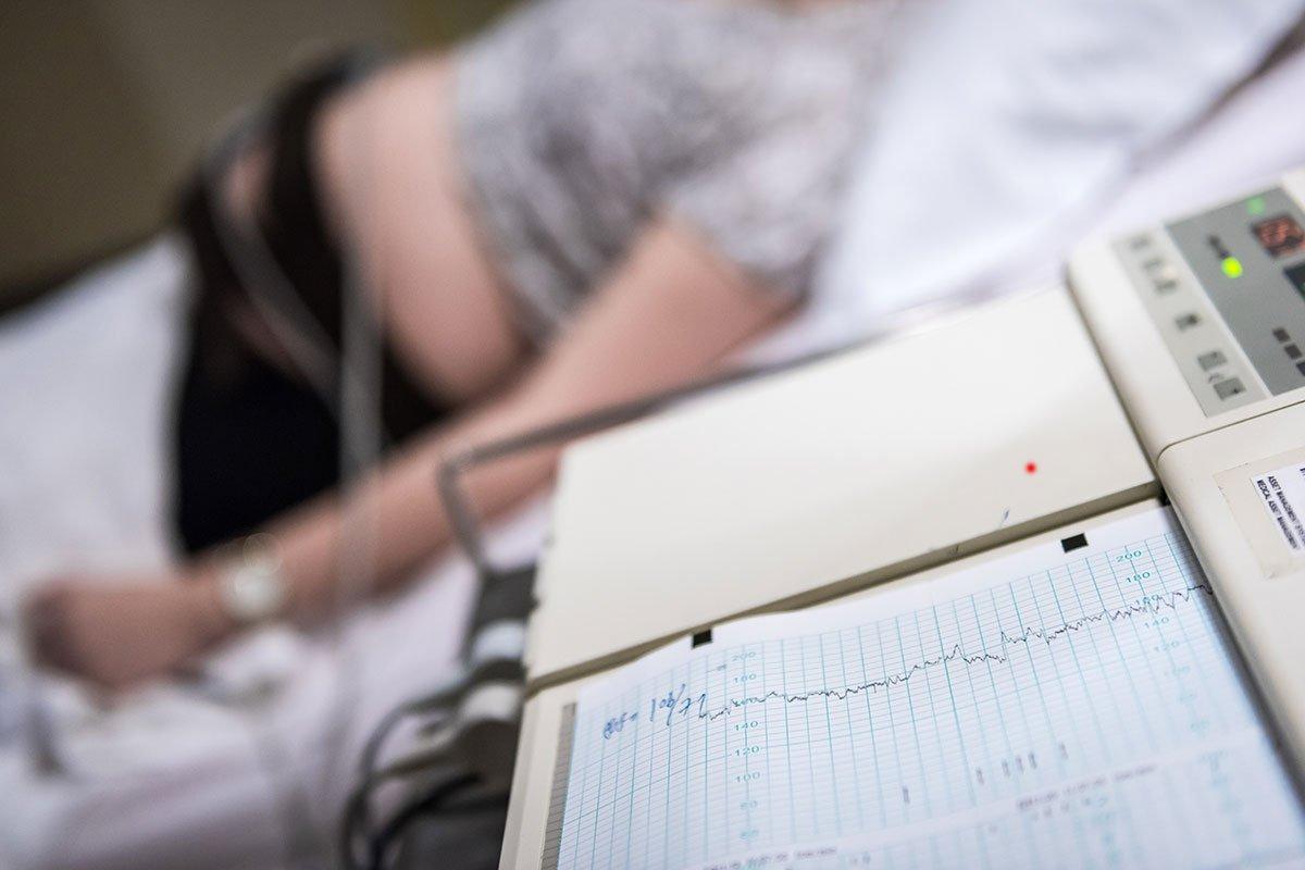 Das CTG als Vorsorgeuntersuchung in der Schwangerschaft