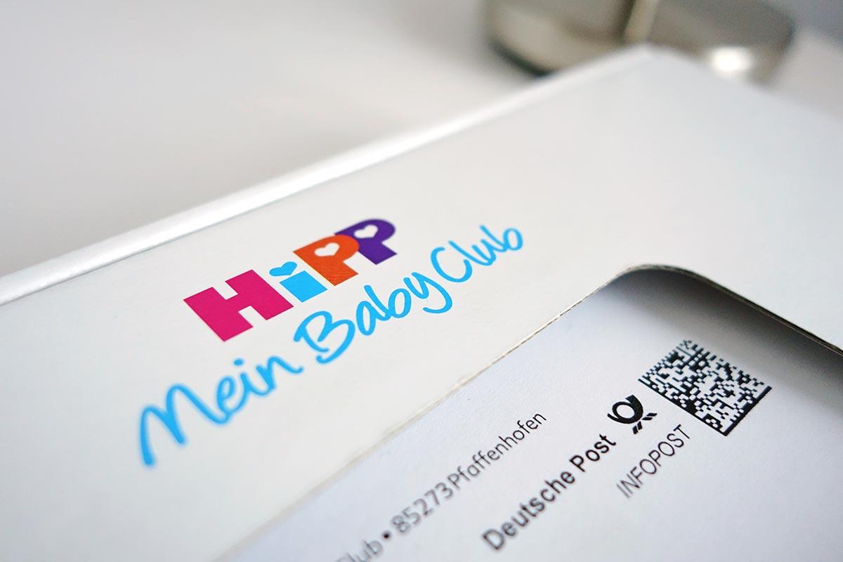 Der HiPP Babyclub