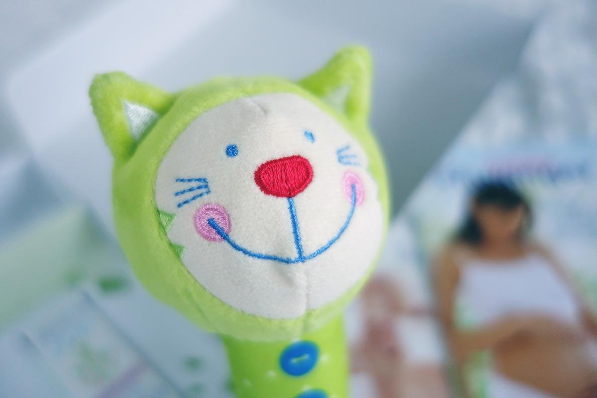 Spielzeug im HiPP Babyclub Paket