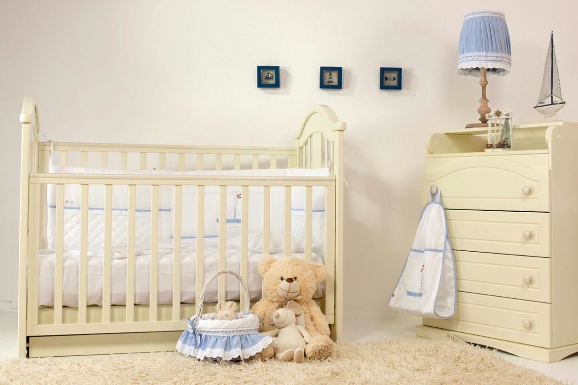 Neutrale gestaltungsideen f r ein babyzimmer in wei - Babyzimmer gestaltungsideen ...