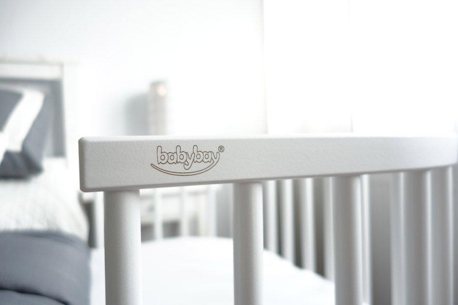 Testbericht: babybay Beistellbett Original extra belüftet - Logo