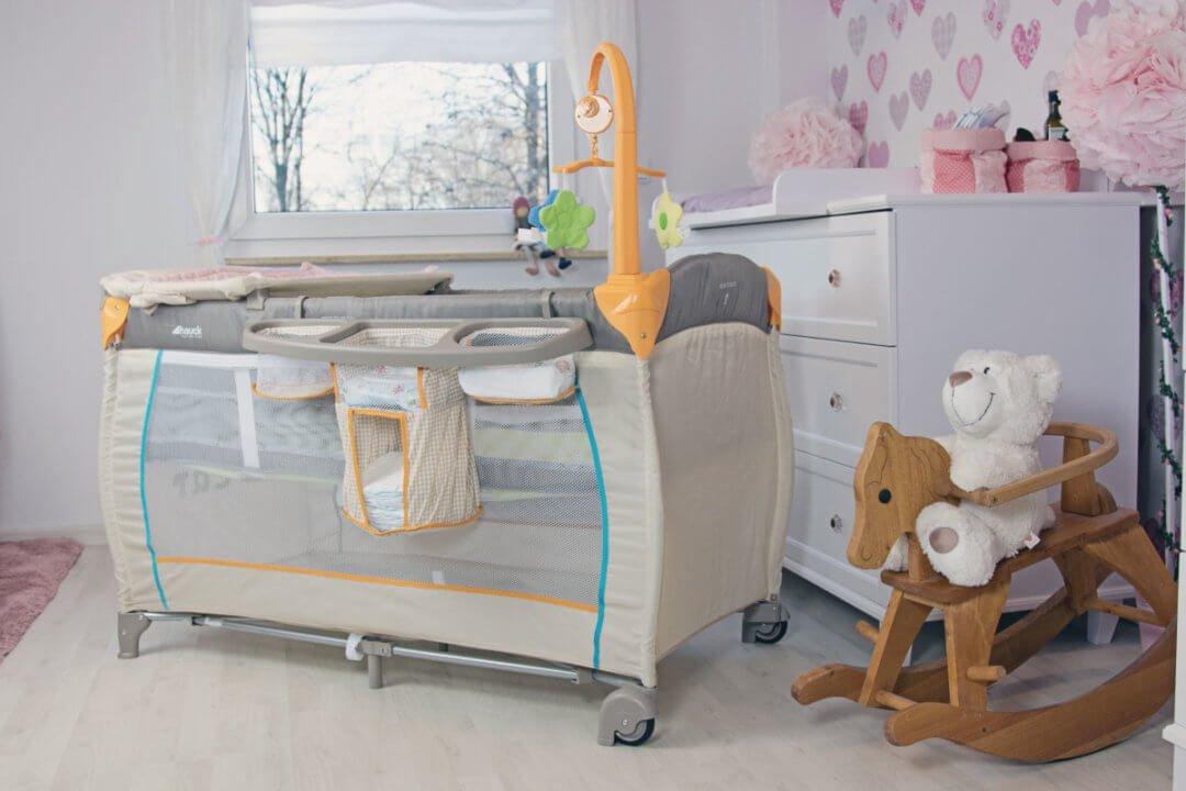 Erfahrungsbericht: Hauck Babycenter Bear Baby Reisebett im Test