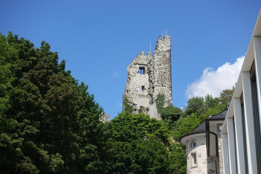 Familienausflug zu Schloss Drachenburg und zum Drachenfels