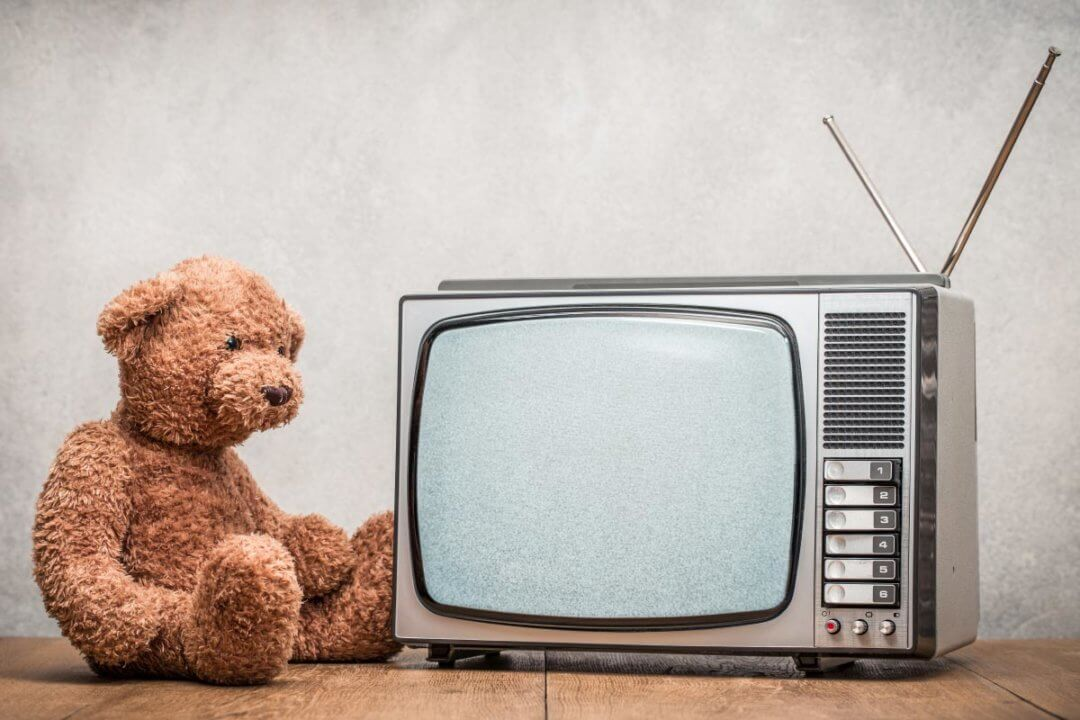 Ab wann sollte ein Kleinkind fernsehen dürfen?