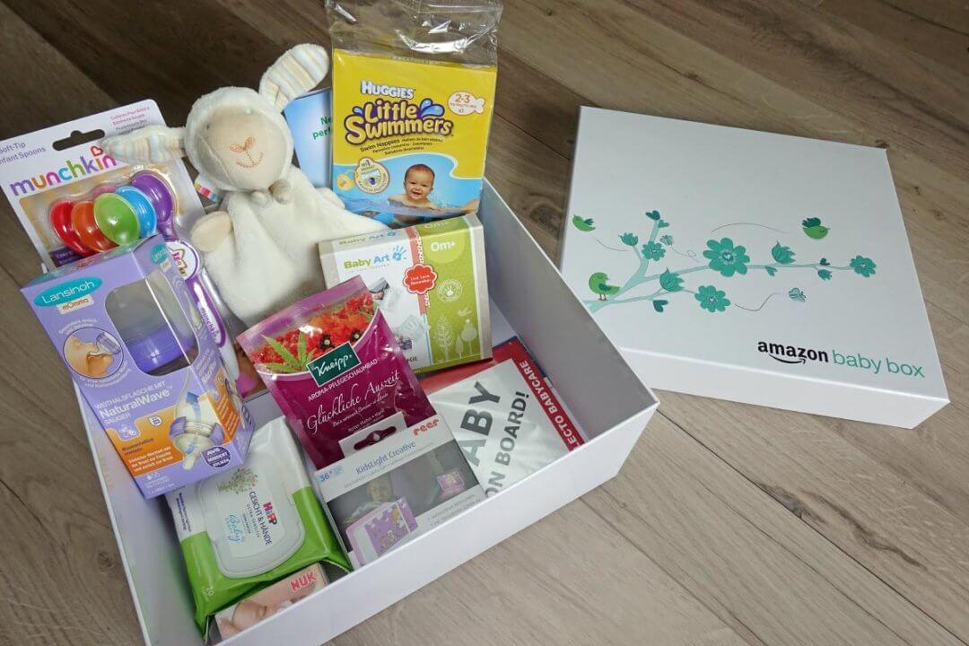 Amazon Baby-Box: Gratis für Prime-Kunden*