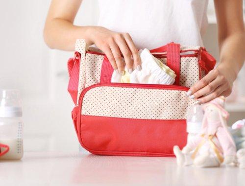 Must-Haves für die Wickeltasche: Diese Sachen gehören rein