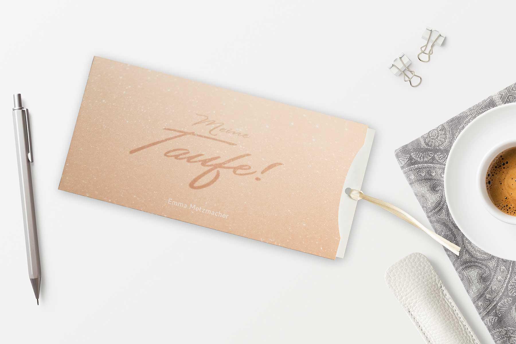 Einladungskarten zur Taufe Unsere Lieblingsmodelle von sendmoments