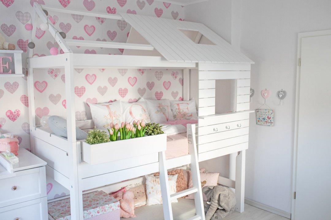 Mini Hochbett Silversparkle von Lifetime Kidsrooms