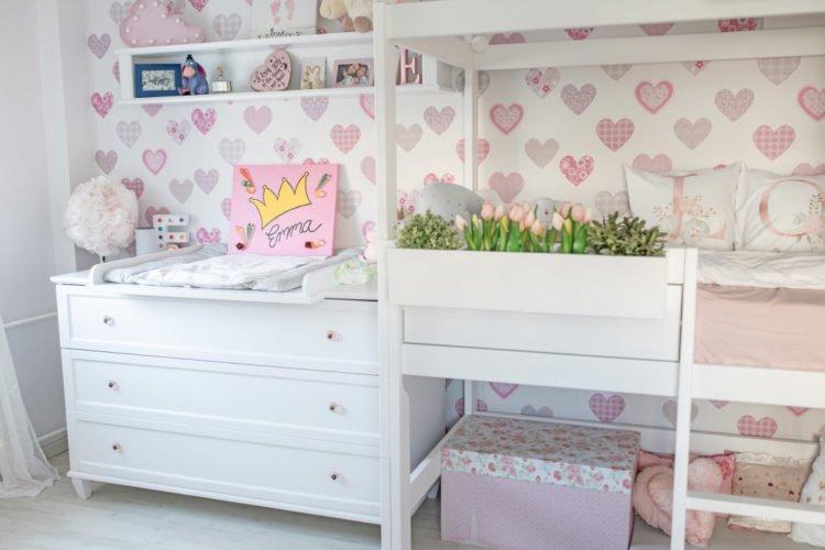 Ein Zimmer Für Zwei Kinder So Sieht Es Bei Uns Aus Liebe Zum Baby