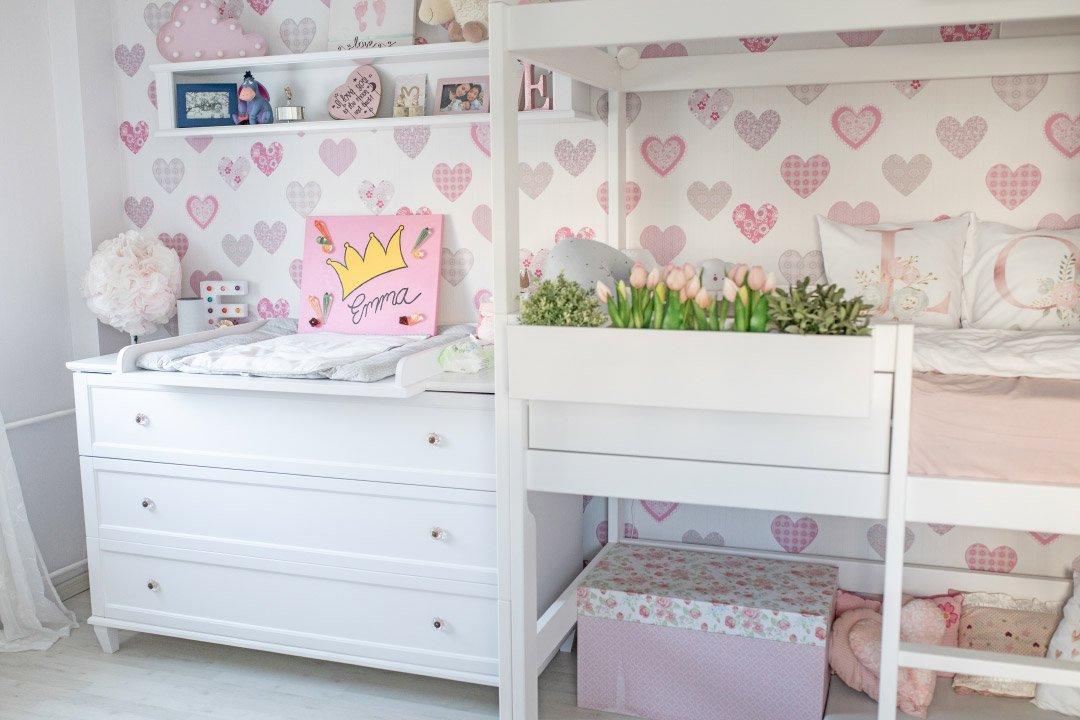 Ein Zimmer für zwei Kinder: So sieht es bei uns aus!