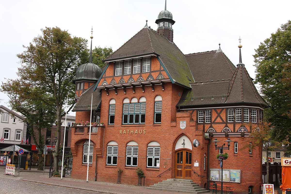 Rathaus von Fehmarn