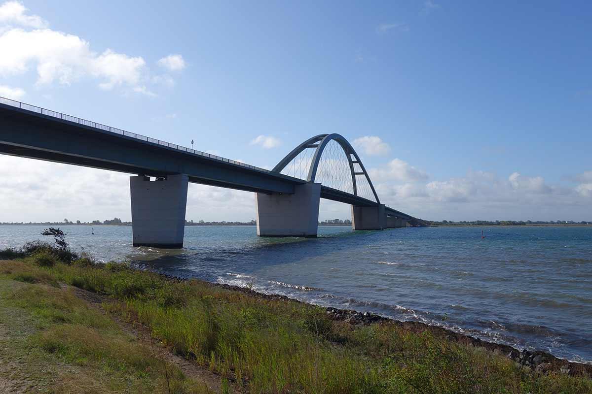 Brücke nach Fehmarn