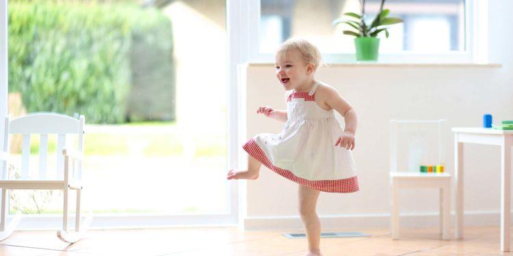 Kindertanzen: Warum unsere Kleine so viel Spaß dabei hat