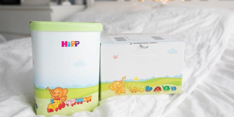 Gratis Dose für das Milchpulver von HiPP