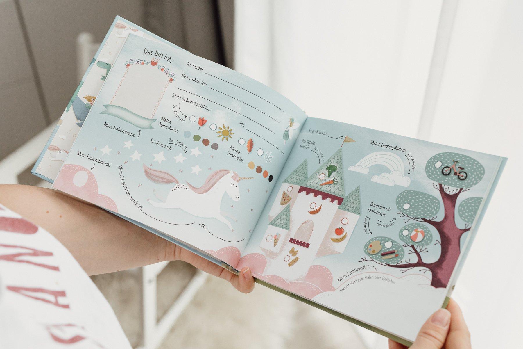 Freundschaftsbücher für den Kindergarten