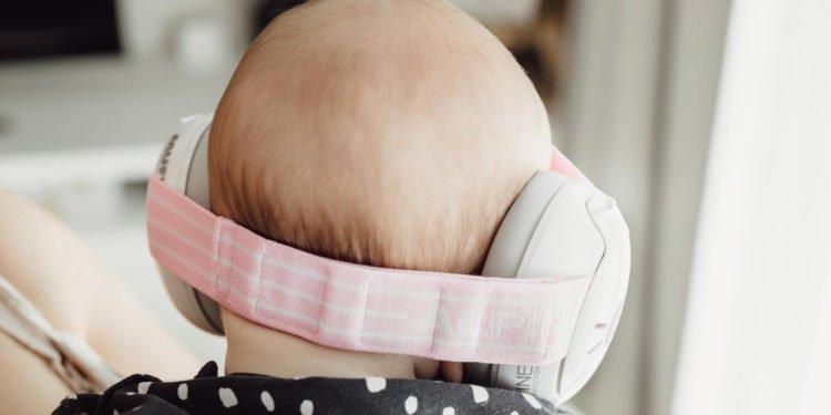 Gehörschutz für Babys und Kleinkinder
