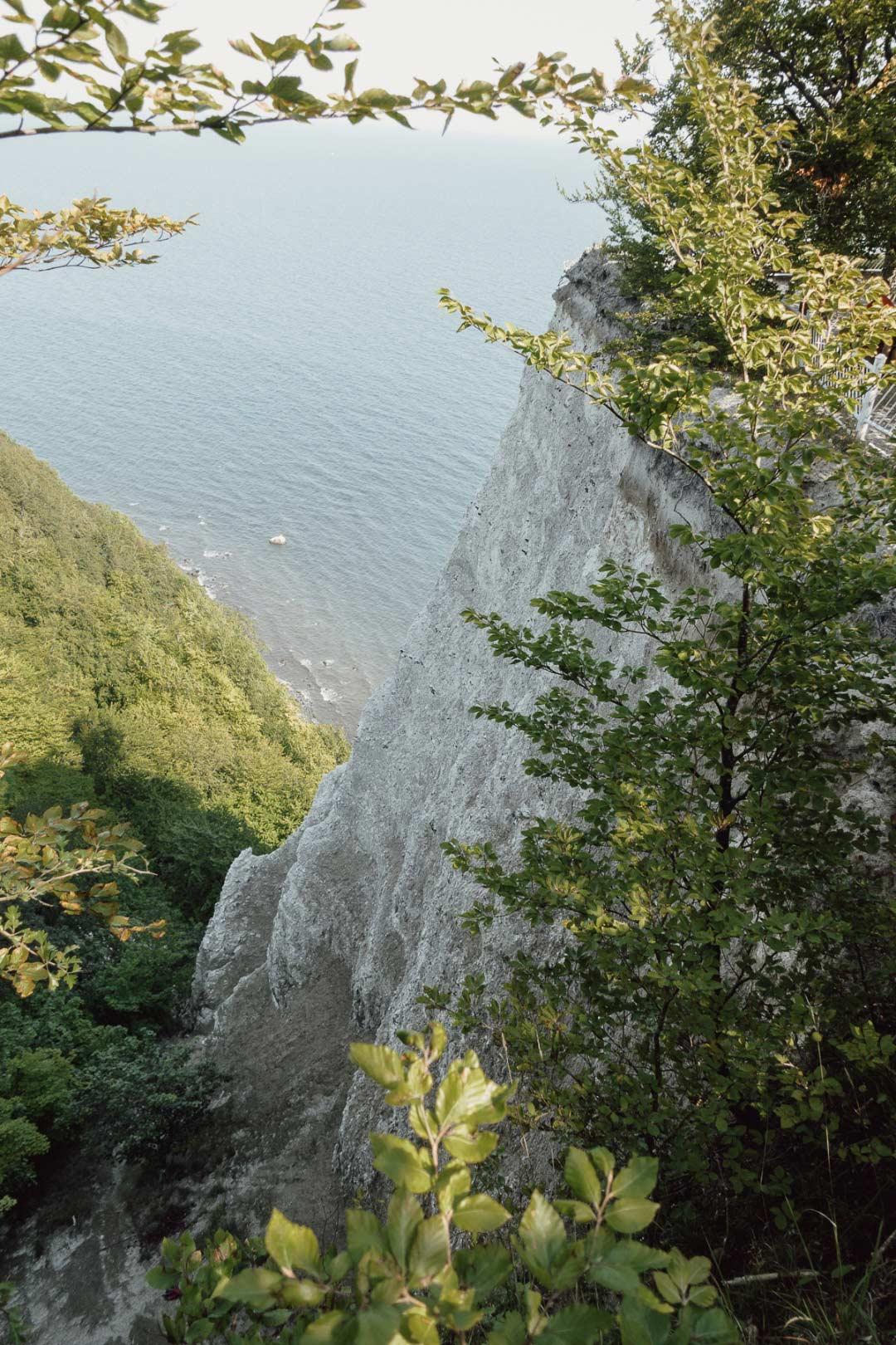 Kreidefelsen Königsstuhl auf Rügen