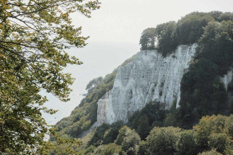 Kreidefelsen Königsstuhl auf Rügen mit Kinderwagen besuchen