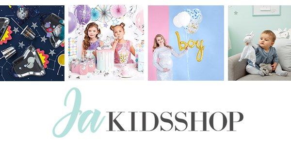 Banner Ja-Kidsshop