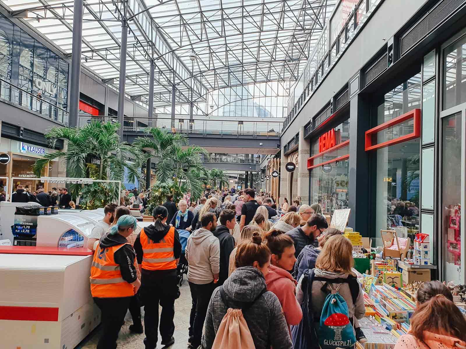 Piratini-Markt im Centro Oberhausen