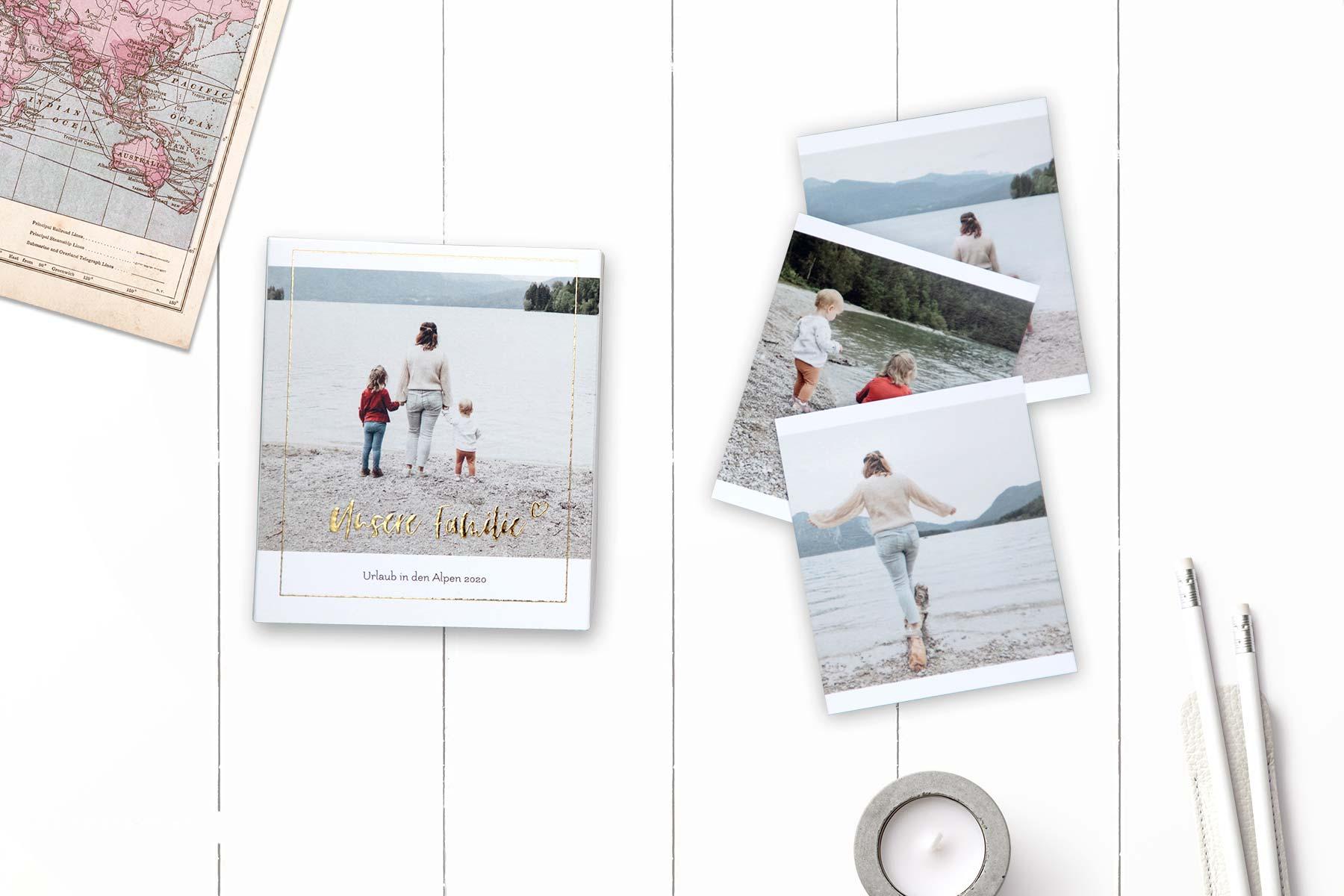 Bilderbox: personalisierte Box mit euren Lieblingsfotos