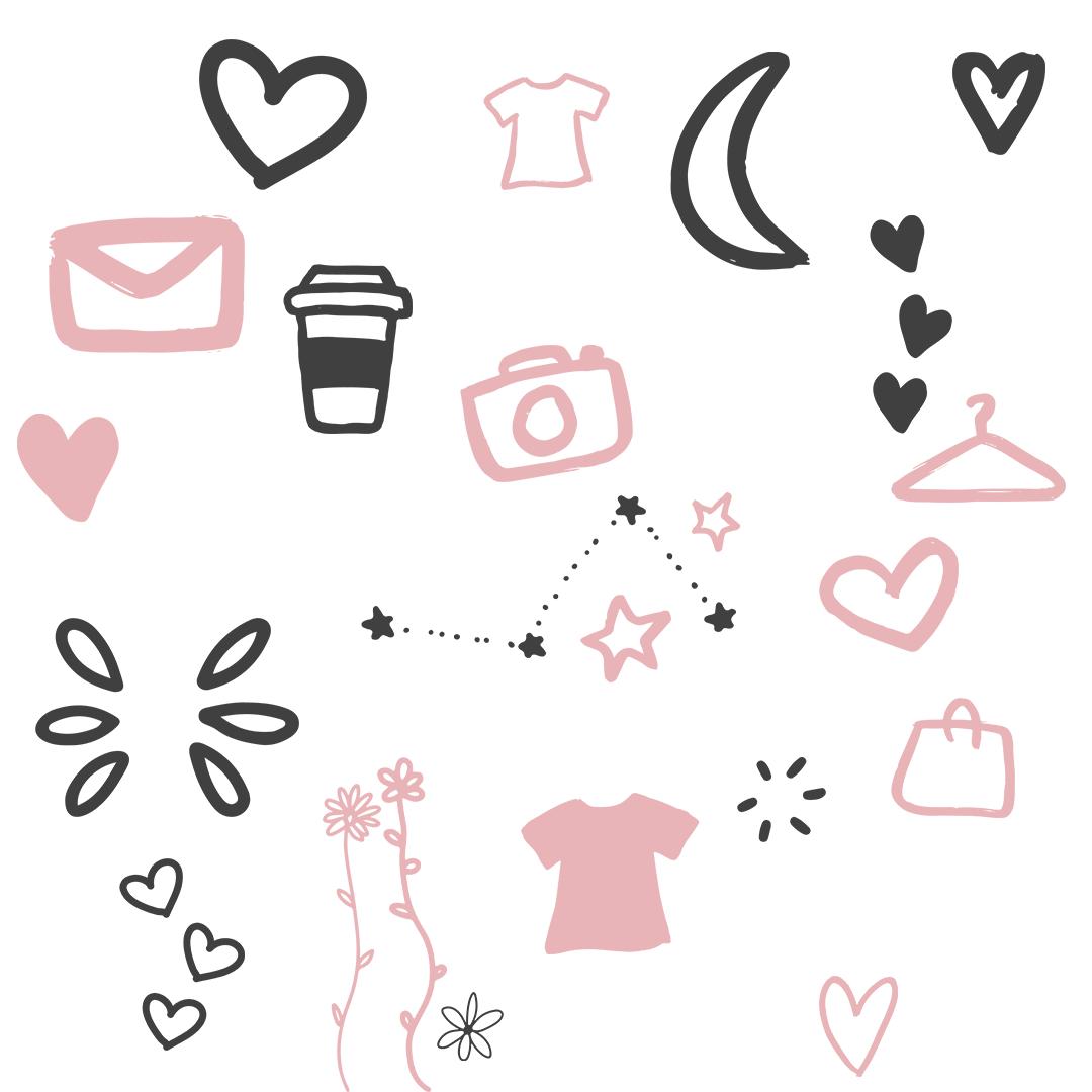 Kostenlose Story Sticker zum Thema Familie und Kinder: Icons